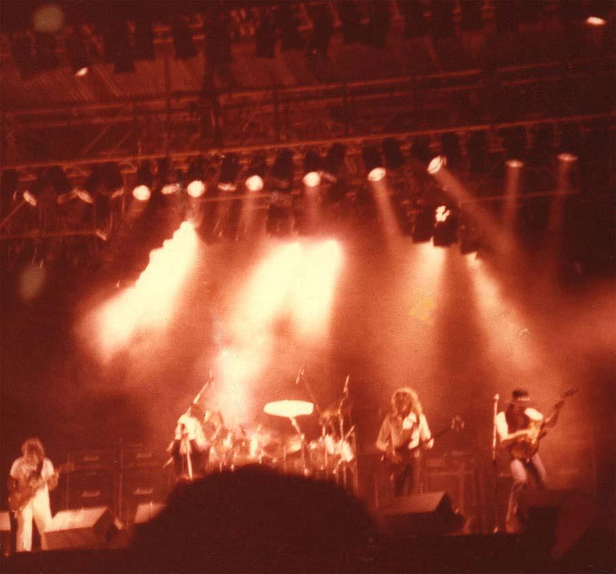 Whitesnake 1980 Live at Reading